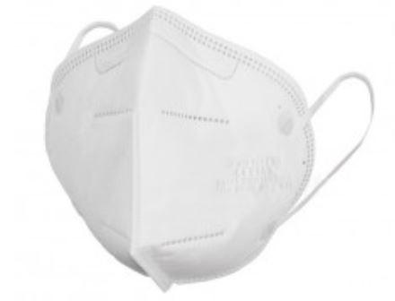 FFP2, Mund-/Nasenschutz (10 Stück Packung)
